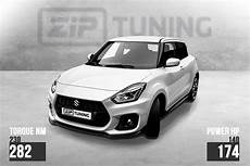 suzuki sport tuning 1 4 boosterjet with 174 hp and