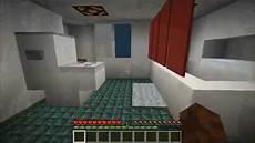 minecraft bathroom ideas minecraft working bathroom in vanilla 1 8