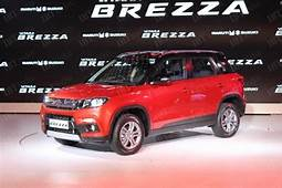 Maruti Suzuki Vitara Brezza Bookings Open In India Launch