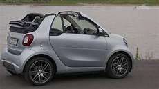 smart brabus 2016 fortwo forfour cabrio