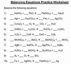 download balancing equations worksheet chemical