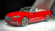 2017 Audi S5 Cabriolet Review Top Speed
