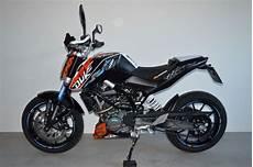 ktm 125 duke by motosport niedermayr motorrad verleih