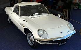 Mazda Cosmo Sport 110  Japan Classic Car Muscle Cars
