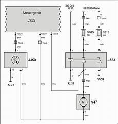 schaltplan climatronic t4 wiring diagram