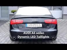 Audi A6 Sedan Dynamic Led Turn Lights Dynamischer
