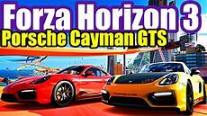 Forza Horizon 3 Porsche Cayman Gts Wheels