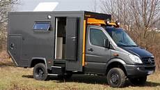Bocklet Dakar 650 Wohnmobil F 252 R Fernreisen Auf Sprinter Basis