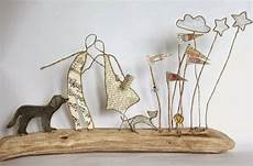 Craft Figures With Paper And Wire For Any Decoration