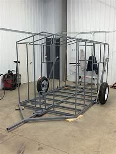 fish house trailer plans kaynak g 246 r 252 nt 252 y 252 g 246 ster reboques molduras criativas