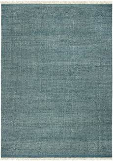 teppich grau blau teppich handgewebt grau blau marke luxor living teppich
