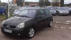 2003 renault clio 1 2 16v dynamique at www