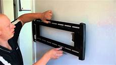 How To Install A Tv Installing And Mounting The Tv