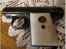 black pistol smoke