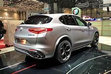 Alfa Romeo Stelvio And Giulia Nring Editions News Specs