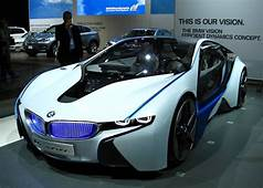 BMW Enters Electric Sports Car Chase  Haute Living