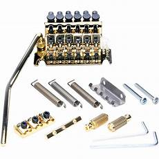 Floyd Special Series Tremolo Bridge With R2 Nut Gold