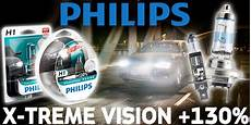 philips x treme vision 130 philips xtreme vision 130 more light h7 headlight bulbs