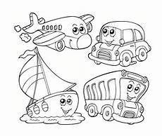 transportation vehicles coloring pages 16403 water transportation coloring pages at getcolorings free printable colorings pages to