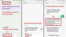 4 cara transfer pulsa telkomsel simpati as loop