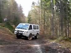 Mitsubishi L300 4x4 Tisovec 2009