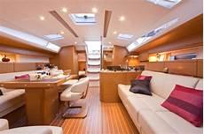 interno barca a vela elite sailing noleggio barche a vela charter yacht sun