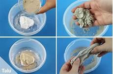 kinetischer sand anleitung zaubersand selber machen
