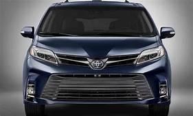 2020 Toyota Sienna Redesign Hybrid Release Date