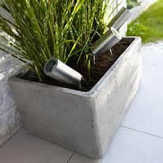 bac a fleur beton bac ciment pour jardin