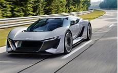 audi unveils futuristic pb18 e electric concept performancedrive
