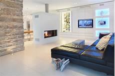 wohnzimmer mit offener offener wohn und essbereich bilder ideen