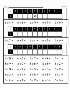 multiplication worksheets x6 4683 multiplication basic facts 0 to 12 freeeducationalresources