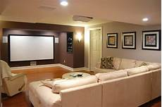 media space traditional basement new york by home design center