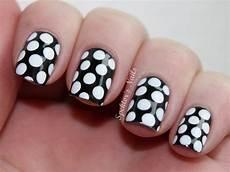 polka dot nail designs nail designs hair styles