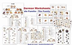 german worksheets family 19644 free german worksheets for homeschool den