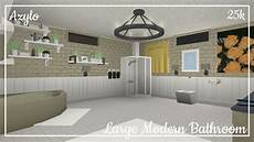 Bathroom Ideas Bloxburg by Modern Bathroom Bloxburg Home Sweet Home Modern Livingroom