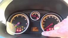 Insp Reset Opel Corsa D