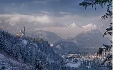 winter germany iphone wallpaper fonds d 233 cran ch 226 teau de neuschwanstein bavi 232 re