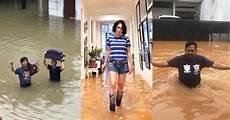 7 Keluarga Artis Yang Rumahnya Ludes Terendam Banjir Di