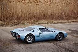 Ferrari Beating 1960s Ford GT Race Car For Sale