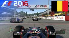 F1 2016 100 Race At Spa Francorchs Belgium In