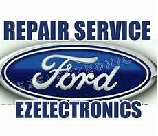 service and repair manuals 2000 ford focus instrument cluster 2000 to 2007 ford focus speedometer instrument gauge cluster repair service ebay