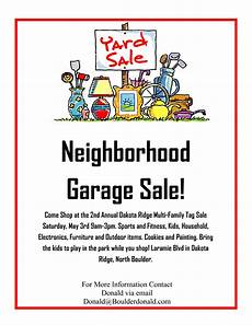 dakota ridge community garage sale may 3rd 2014 oh