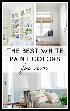 the best white paint colors for trim in progress