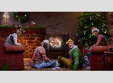 Fortnite Christmas Event Desktop Wallpapers   Top Free