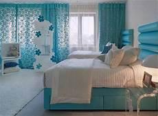 Desain Kamar Tidur Berwarna Biru Rancangan Desain Rumah