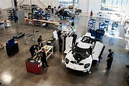 Ford GT Production Ranger Spy Shots McLaren IPO