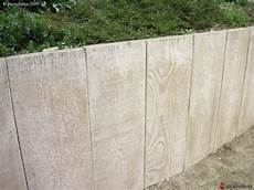 Mur Beton Imitation Bois Construction Maison B 233 Ton Arm 233