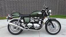 671710 2015 Triumph Thruxton 900 Used Motorcycles For Sale