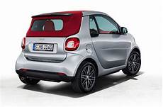 smart fortwo cabrio and forfour special editions unveiled